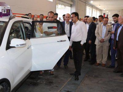 گزارش تصویری اولین همایش خودروهای آپشنال سایپایدک در نمایندگی شیرعلی نیاتهران