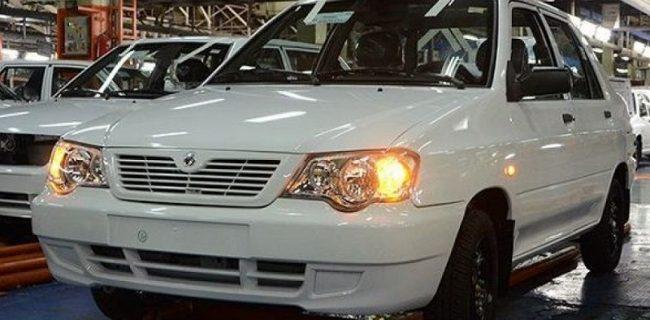 کاهش قیمت پراید / قیمت خودرو امروز ۲۷ شهریور ۱۴۰۰