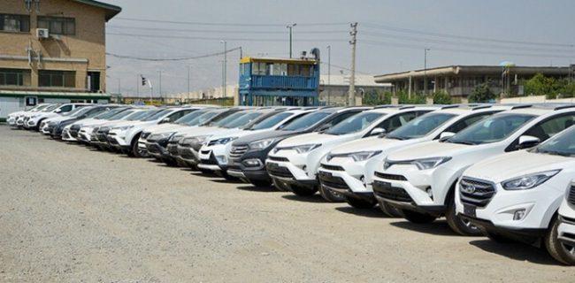 ریزش قیمت خودروهای داخلی و وارداتی در بازار با شروع هفته